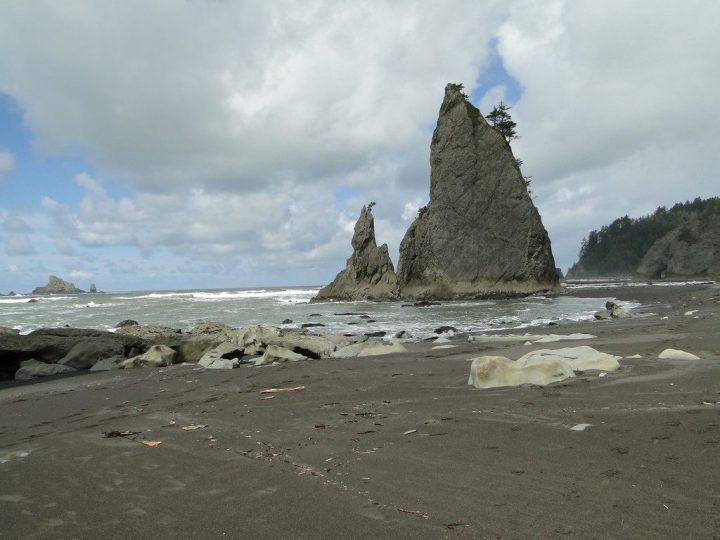 photo credit: Olympic National Park: Rialto Beach via photopin (license)