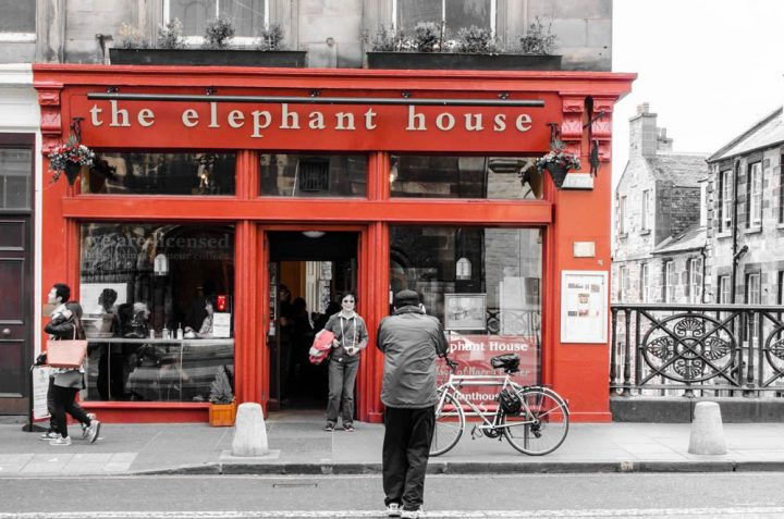 photo credit: The Elephant House via photopin (license)