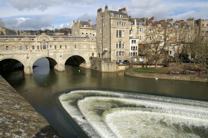photo credit: Pulteney Bridge & Weir via photopin (license)