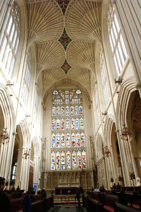 photo credit: Bath Abbey via photopin (license)