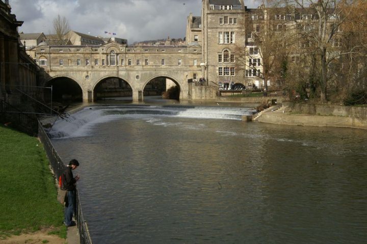 photo credit: Pulteney Bridge via photopin (license)