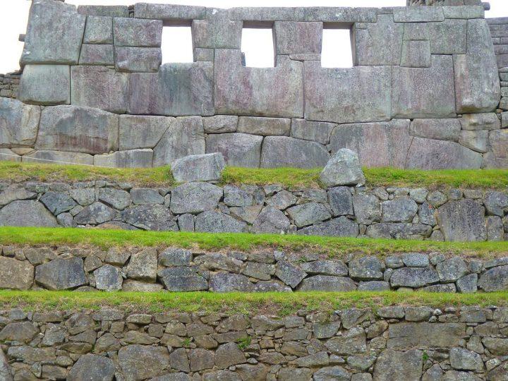 3つの窓の神殿|マチュ・ピチュの歴史保護区