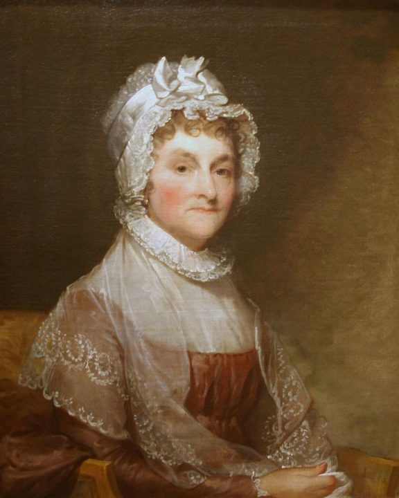 photo credit: Abigail Smith Adams (Mrs. John Adams) via photopin (license)