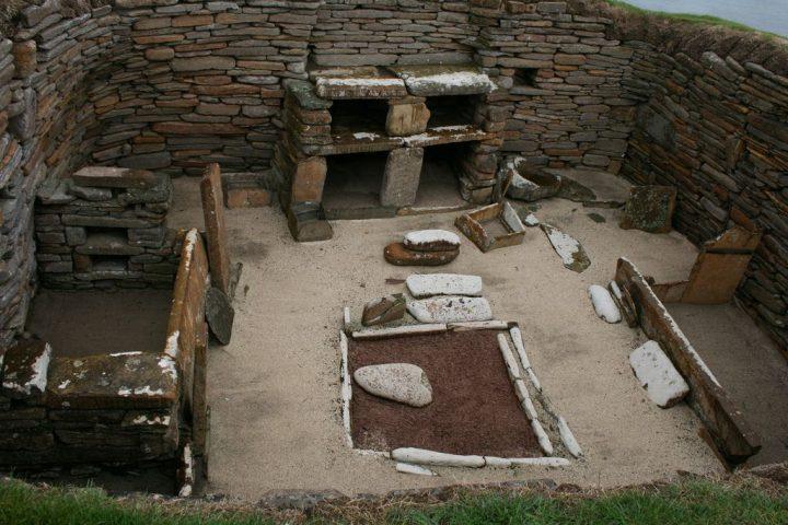 【世界遺産】スカラ・ブレイ|オークニー諸島の新石器時代遺跡中心地