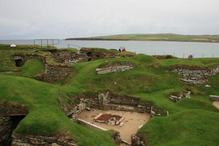 【世界遺産】オークニー諸島の新石器時代遺跡中心地
