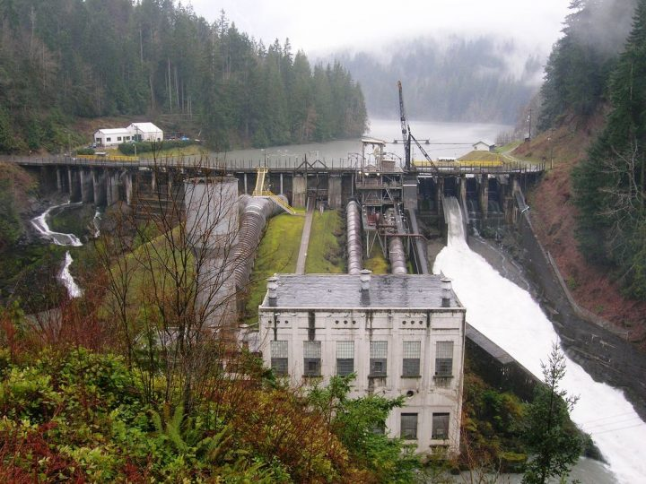 photo credit: Lower Elwha River Dam via photopin (license)