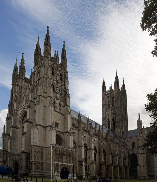 photo credit: Canterbury Cathedral 1 via photopin (license)