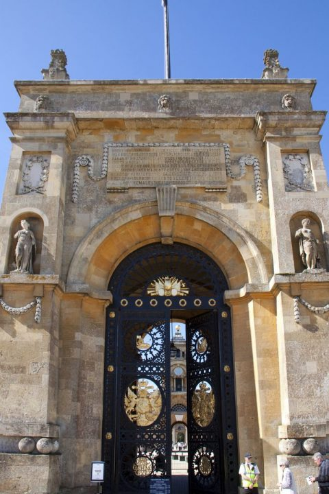 photo credit: Blenheim Palace Gateway 2 via photopin (license)