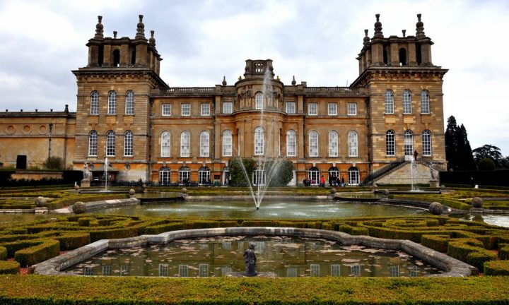 photo credit: Blenheim Palace - West via photopin (license)