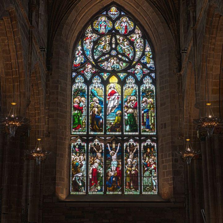 【世界遺産】セント・ジャイルズ大聖堂|エディンバラの旧市街と新市街