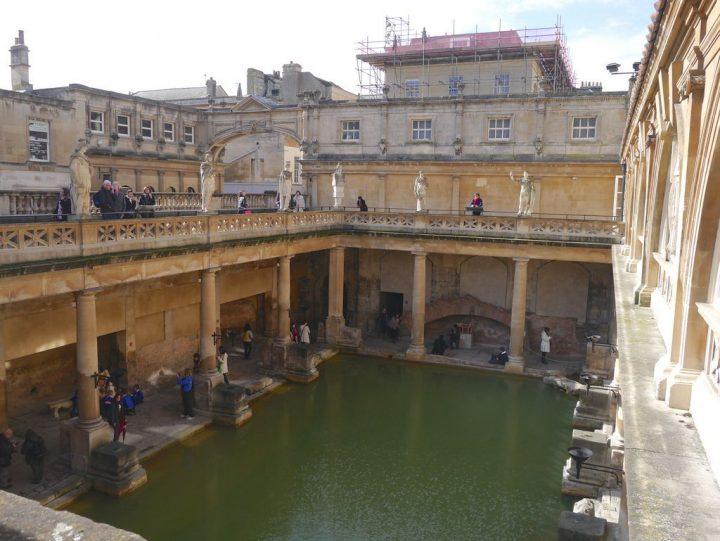 photo credit: Roman Baths, Bath, UK via photopin (license)