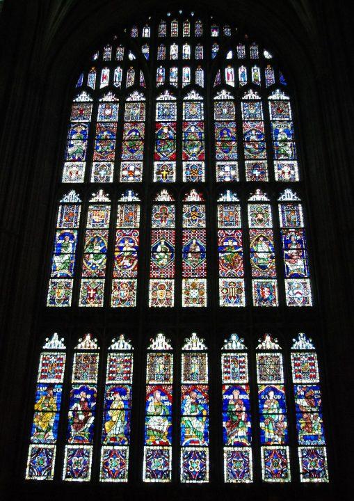 カンタベリー大聖堂|カンタベリー大聖堂、聖オーガスティン修道院及び聖マーティン教会