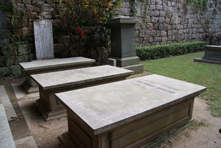 photo credit: Old Protestant Cemetery in Macau via photopin (license)