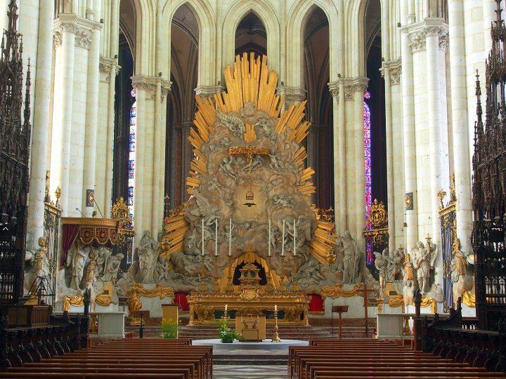 アミアン大聖堂 (2)