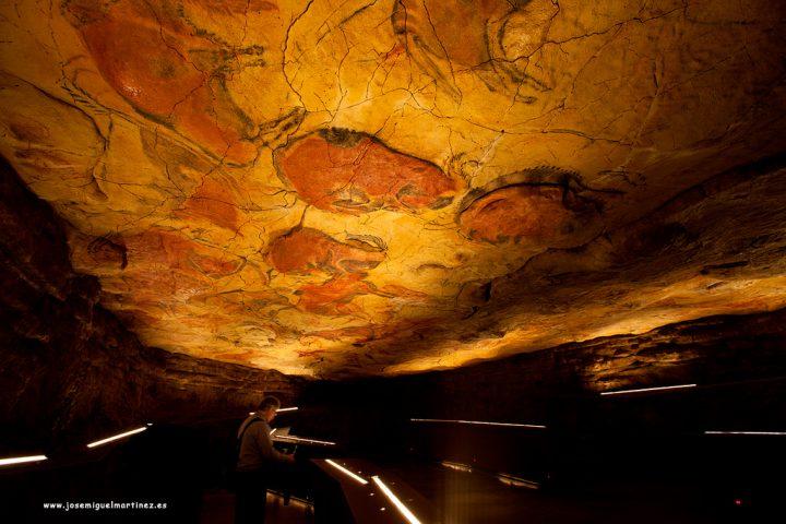 【世界遺産】アルタミラ洞窟とスペイン北部の旧石器洞窟美術