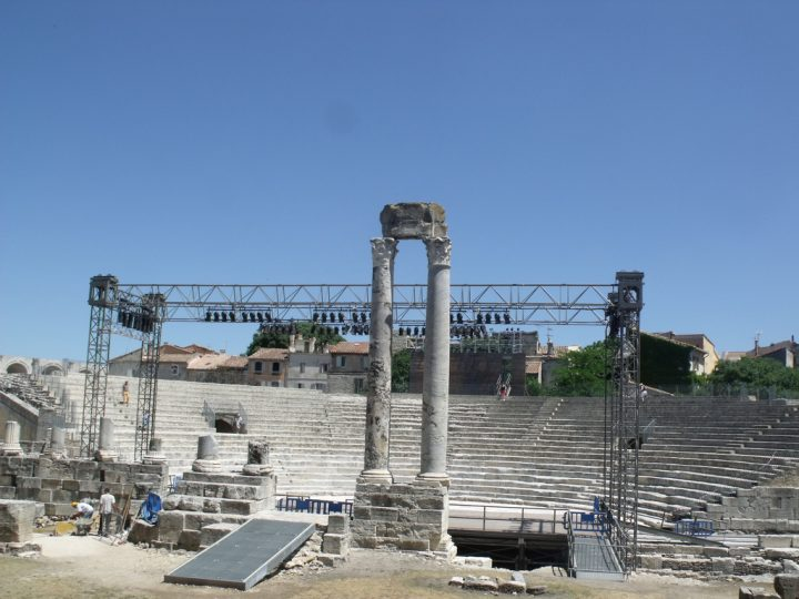 photo credit: The Roman Theatre - Arles via photopin (license)