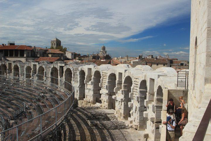 アルルのローマ遺跡|アルルのローマ遺跡とロマネスク様式建造物群 (7)