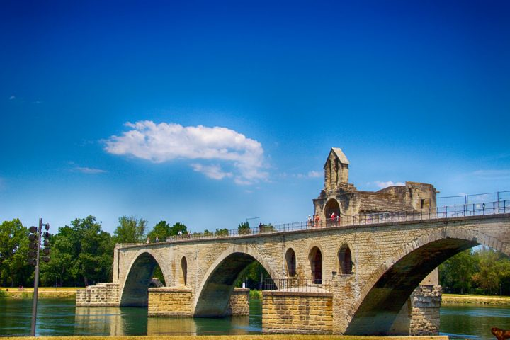 photo credit: The Pont d'Avignon (the Pont Saint-Bénézet) via photopin (license)