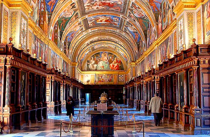 photo credit: 12010MADRID MONASTERIO DEL ESCORIAL BIBLIOTECA D via photopin (license)