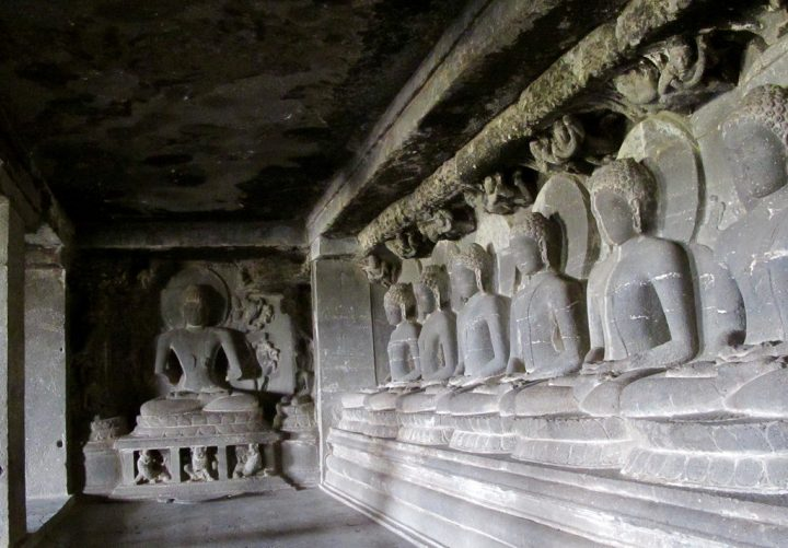 photo credit: India - Ellora Caves via photopin (license)