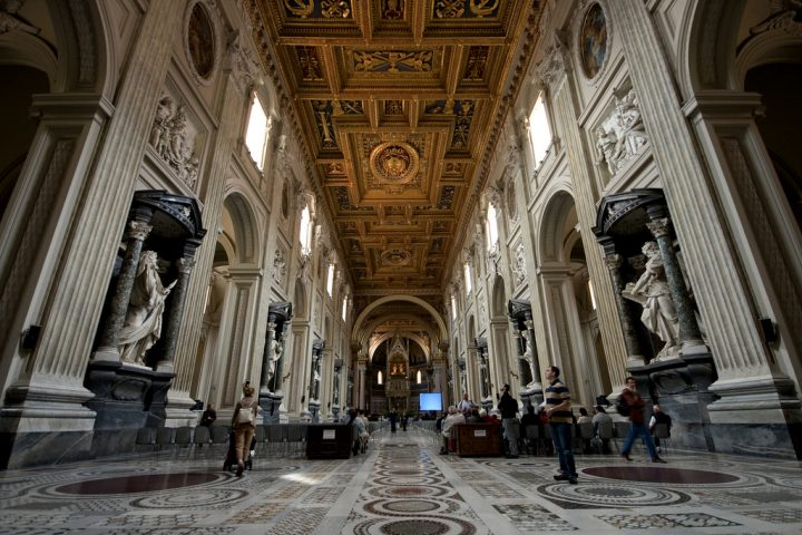 photo credit: San Giovanni in Laterano via photopin (license)
