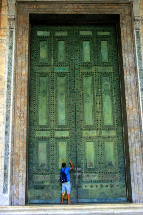 【世界遺産】サン・ジョヴァンニ・イン・ラテラノ大聖堂|ローマ
