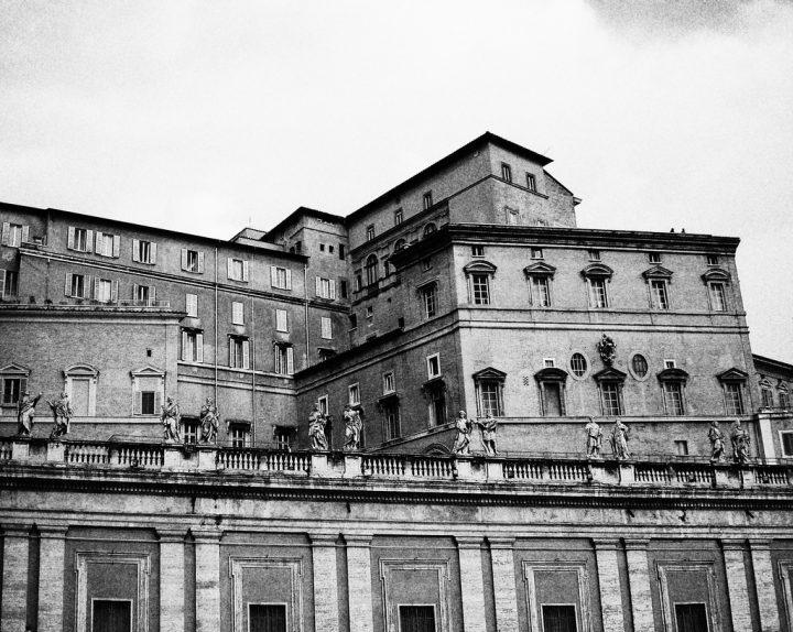 バチカン宮殿|バチカン市国 |世界遺産オンラインガイド