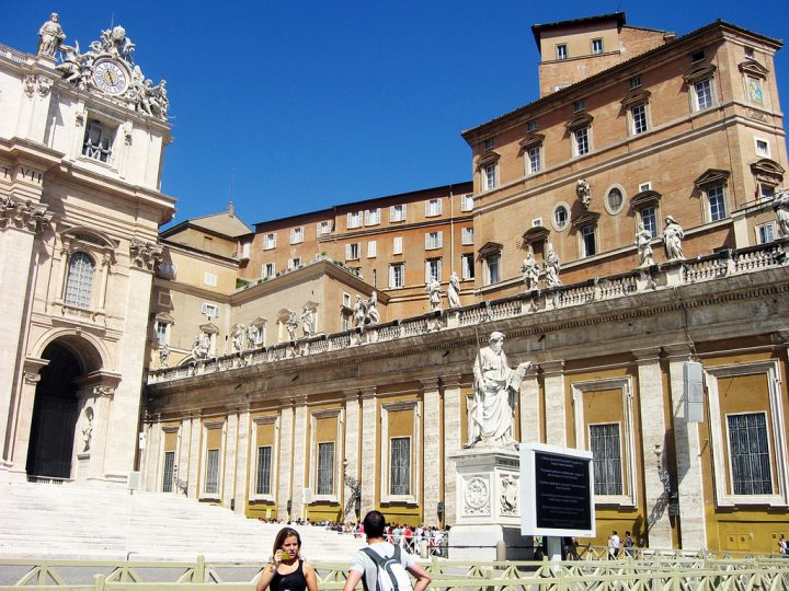 photo credit: vatican city - saint peter's square via photopin (license)