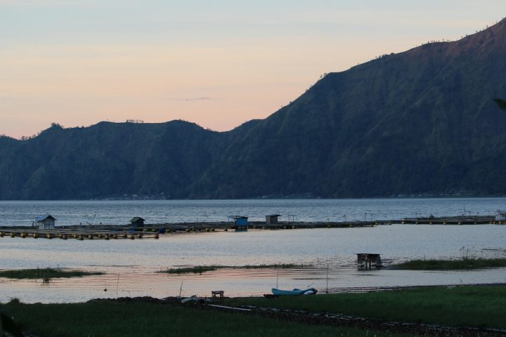 photo credit: Fishfarms, Lake Batur, Bali via photopin (license)