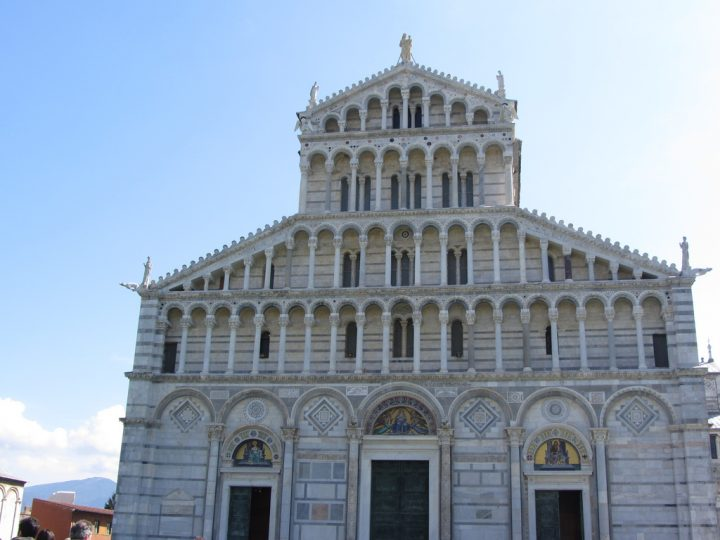 photo credit: Pisa Cathedral via photopin (license)