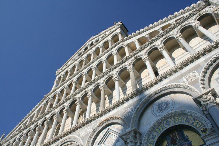 【世界遺産】ピサ大聖堂|ピサのドゥオモ広場