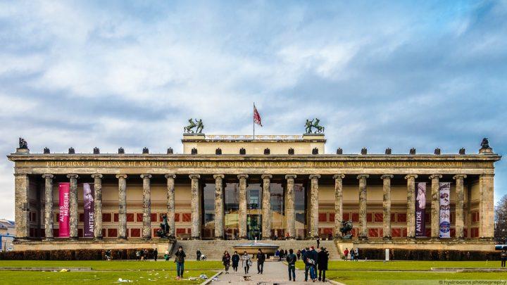 ベルリンのムゼウムスインゼル(...