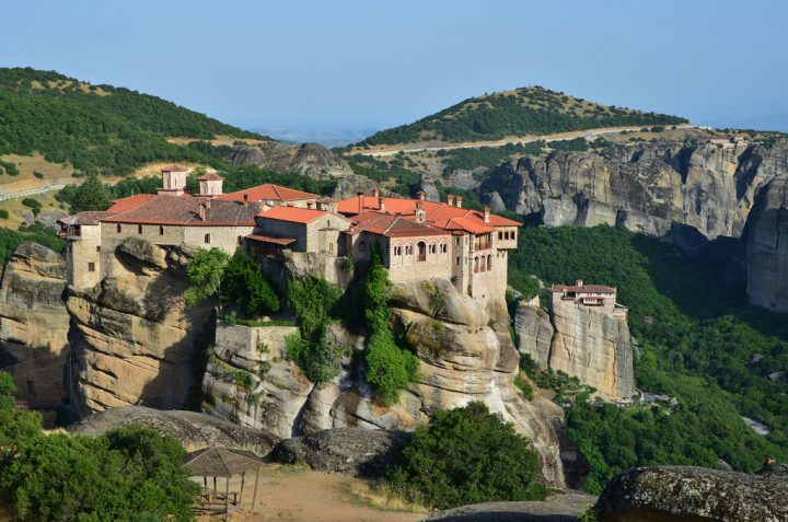 photo credit: Great Meteoron, mid-14th cent. and later, Meteora (36) via photopin (license)