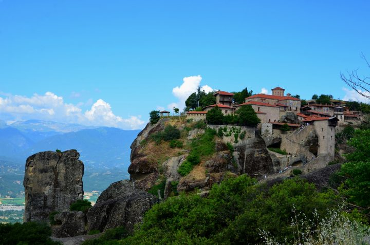 photo credit: Monastery of Varlaam, 1541 and later, Meteora (12) via photopin (license)