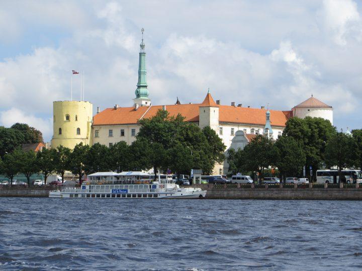 photo credit: Riga Castle via photopin (license)