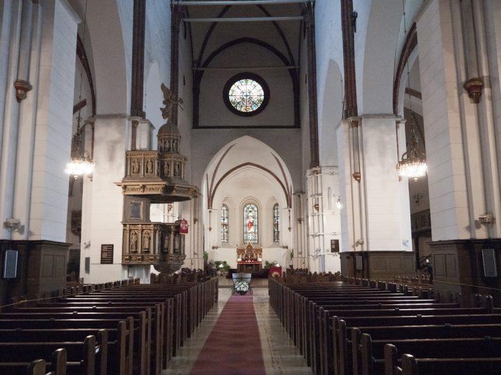 リガ大聖堂(ドゥァムス)|リガ歴史地区