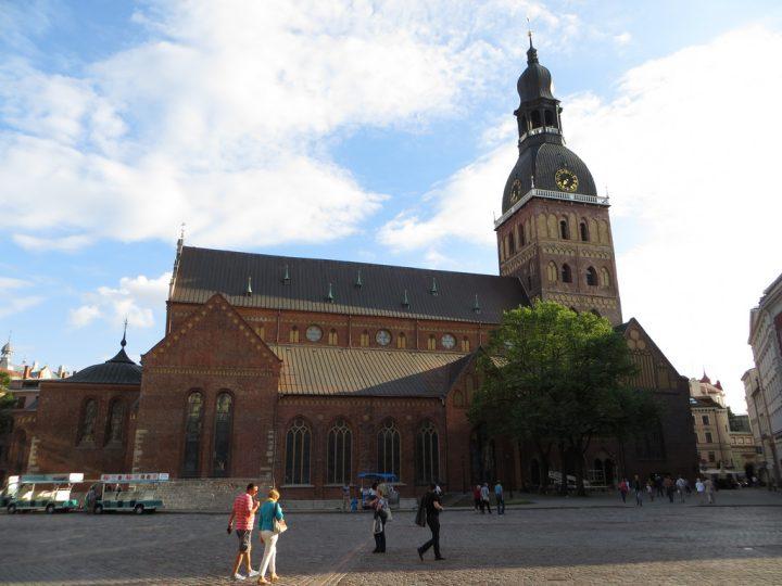 photo credit: Riga Cathedral via photopin (license)