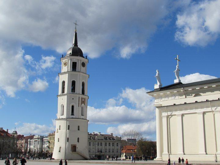 ヴィリニュス大聖堂|ヴィリニュス歴史地区 (2)