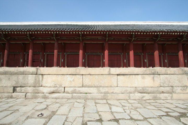 【世界遺産】宗廟