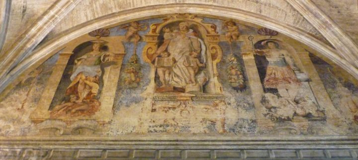 photo credit: Avignon Papal Palace fresco via photopin (license)