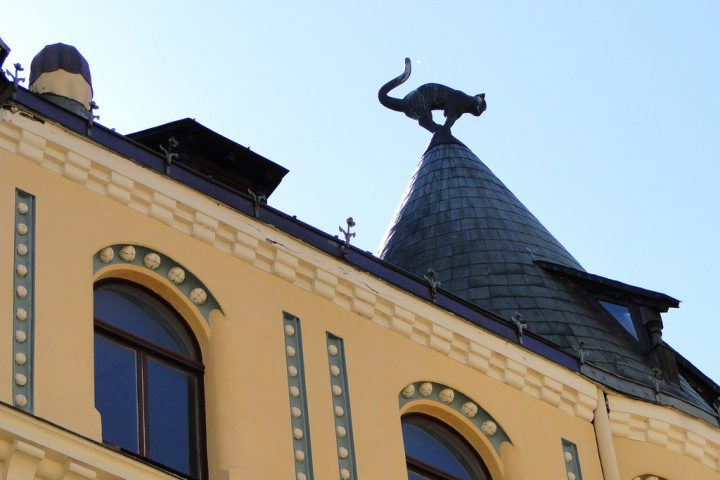 photo credit: Detail of Architecture - Riga - Latvia - 04 via photopin (license)