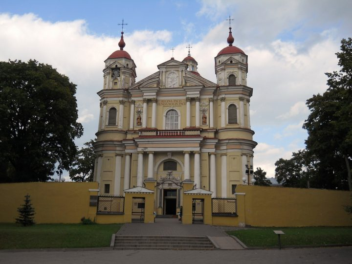 Vilnius Lithuania 223 St. Peter and St. Paul's Church via photopin (license)
