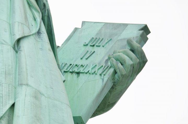 【世界遺産】自由の女神像