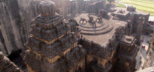 エローラ石窟群の画像 p1_6