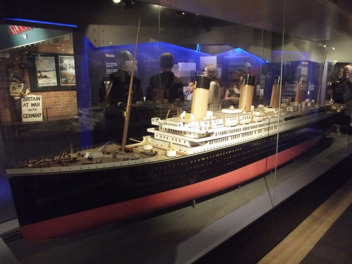 photo credit: Merseyside Maritime Museum - Albert Dock, Liverpool - Titanic Lusitania and the forgotten Empress - Titanic via photopin (license)