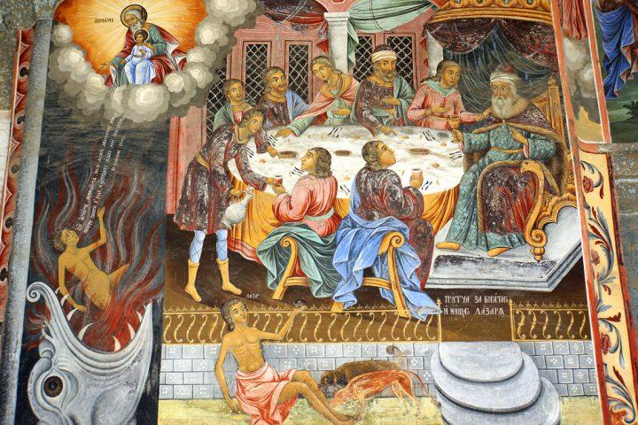 【世界遺産】聖母誕生教会|リラ修道院