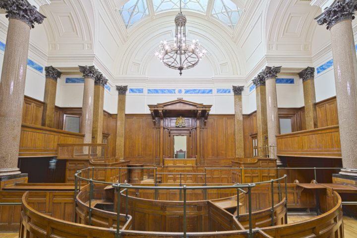 photo credit: St Georges Hall Court Room via photopin (license)