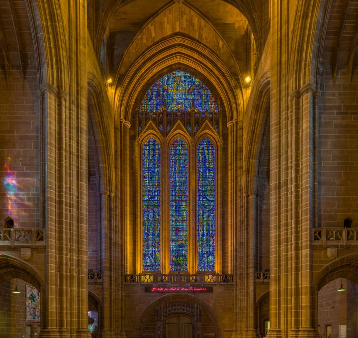 photo credit: Liverpool Cathedral Western Window via photopin (license)