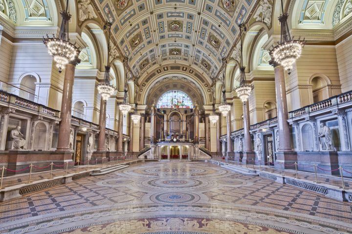 photo credit: St George's Hall via photopin (license)