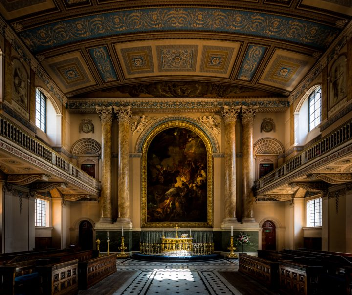 photo credit: Chapel - Old Royal Naval College via photopin (license)